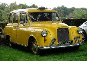 Лондонское Такси Austin FX4